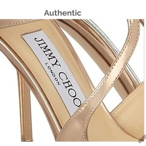 SPOTTING REAL JIMMY CHOO'S FROM FAKE 2